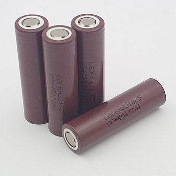 LG HG2 18650 batterij (3000 mAh)