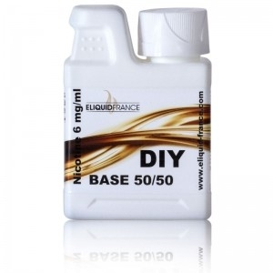 100ML BASE 50PG / 50VG 0MG NICOTINE