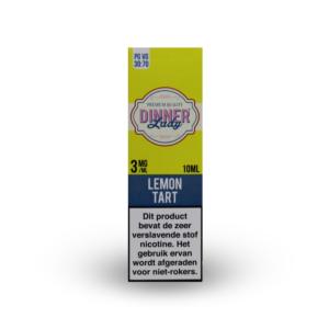 Vape Dinner Lady E‑Liquid ‑ Lemon Tart