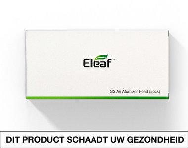 E-leaf GS Air 2 coils 0.75 Ohm ( 5 Stuks )