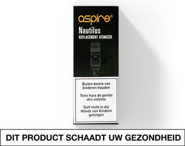 Aspire Nautilus 2 BVC Coils  0.7 Ohm (5 Stuks)