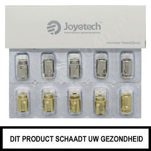 Joyetech Exceed EX Gold Coils 0.5ohm (5 Stuks)